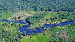 Região amazônica.