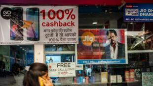 L'arrivée fracassante en septembre dernier de l'opérateur Jio a secoué le marché des télécoms en Inde.