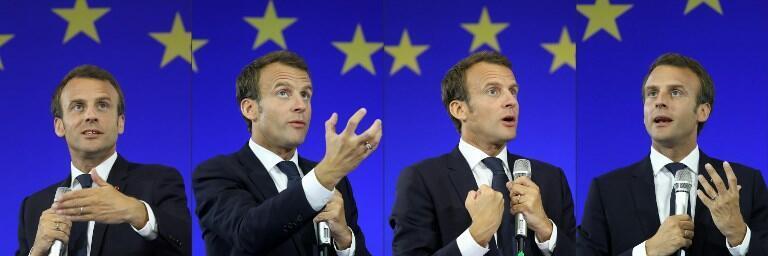 Ради победы в «решающей битве» за Европу президент Франции сменил дискурс, полагают французские СМИ
