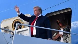 特朗普六月將訪英,訪英行程結束後,他還將前往法國參加諾曼底登陸紀念儀式