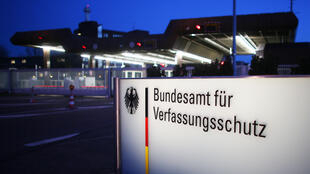 Trụ sở cơ quan tình báo nội địa Đức ở Cologne.