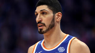 Enes Kanter says he fears for his life if he travels abroad.