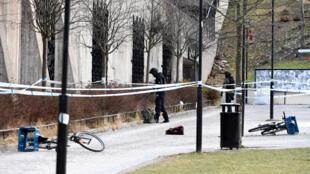"""Около станции метро """"Ворбю горд"""" в пригороде Стокгольма прогремел взрыв"""