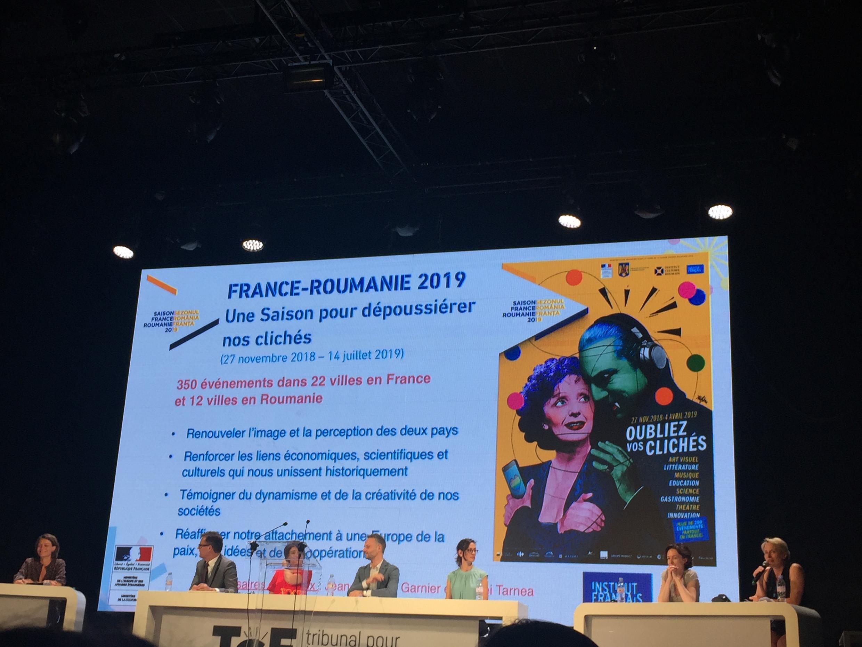 Giới thiệu dự án năm Pháp-Rumani 2019, ngày 18/07/2018.