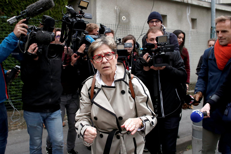 "Viviane Lambert, mother of Vincent Lambert, hailed ""a great victory""."