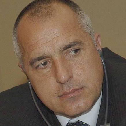 Le maire de Sofia, Boïko Borissov.
