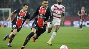 Guillaume Hoarau na  kungiyar PSG