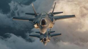 هواپیمای جنگنده اف 35