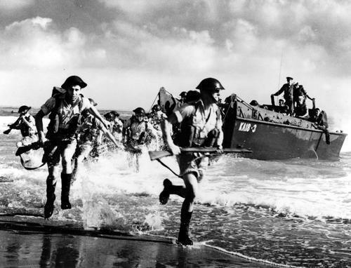 Dirar Soji a Normandy