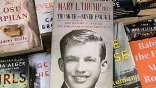 Mary Trump's new book on her uncle is a bestseller