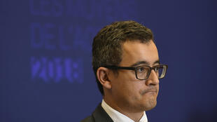Новый министр внутренних дел Франции Жерар Дарманен