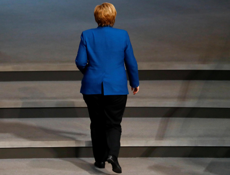 Angela Merkel sur le point de tourner la page de la CDU.