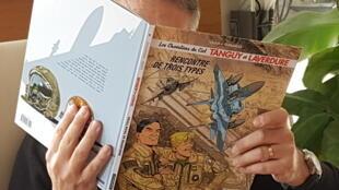 «Les Aventures de Tanguy et Laverdur » est un grand classique de la bande dessinée d'aviation.