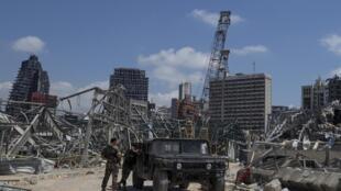 L'explosion qui a dévasté Beyrouth le 4 août 2020 s'ajoutent à la longue liste des difficultés auxquelles doit faire face le Liban.