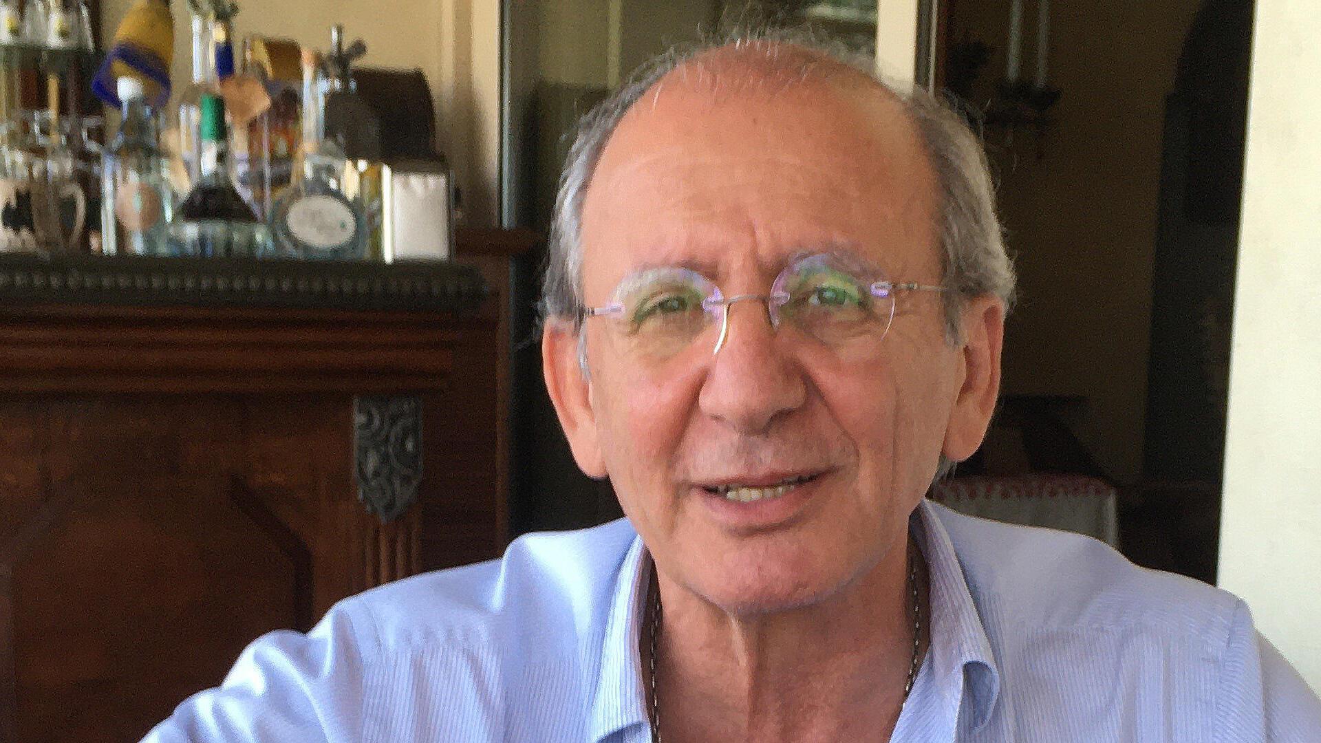 Liban - Pierre Issa, secrétaire général du parti laïc d'opposition Bloc National_Orient hebdo