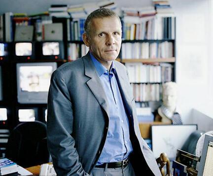 Patrick Poivre d'Arvor.