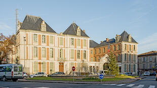The Préfecture in Montauban