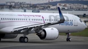 Airbus A321 LR neo bán cho tập đoàn FLC của Việt Nam.