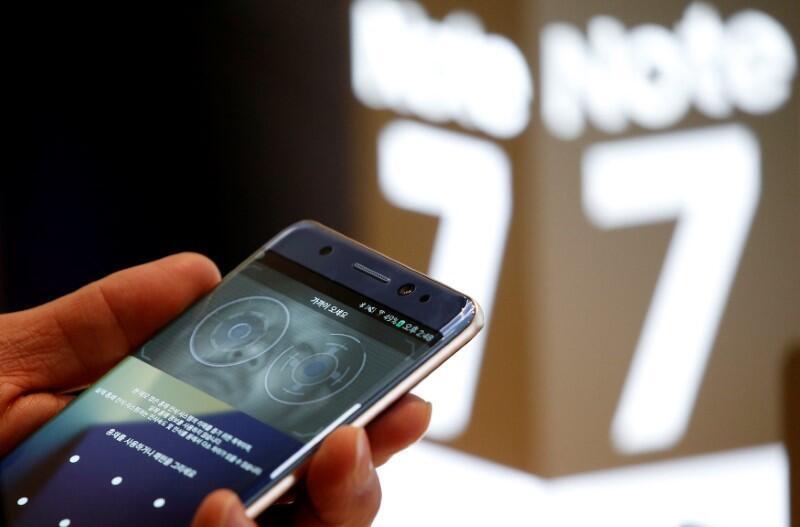 Galaxy Note 7 foi um fracasso por conta das baterias explosivas