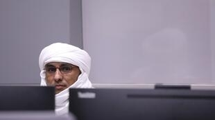 O  jihadista maliano  Al Hassan Ag Abdoul Aziz Ag Mohamed Ag Mahmoud