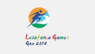 Logo da terceira edição dos Jogos da Lusofonia em Goa.