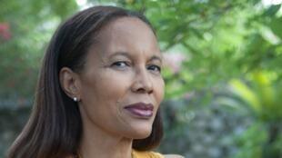 La escritora haitiana Yanick Lahens