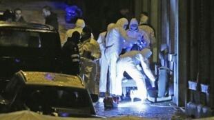 La police belge lance l'assaut contre une cellule djihadiste tout juste rentrée de Syrie et prête à commettre des attentats.