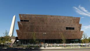 Le Musée d'histoire afro-américaine, à Washington, photographié le 14 septembre 2016.