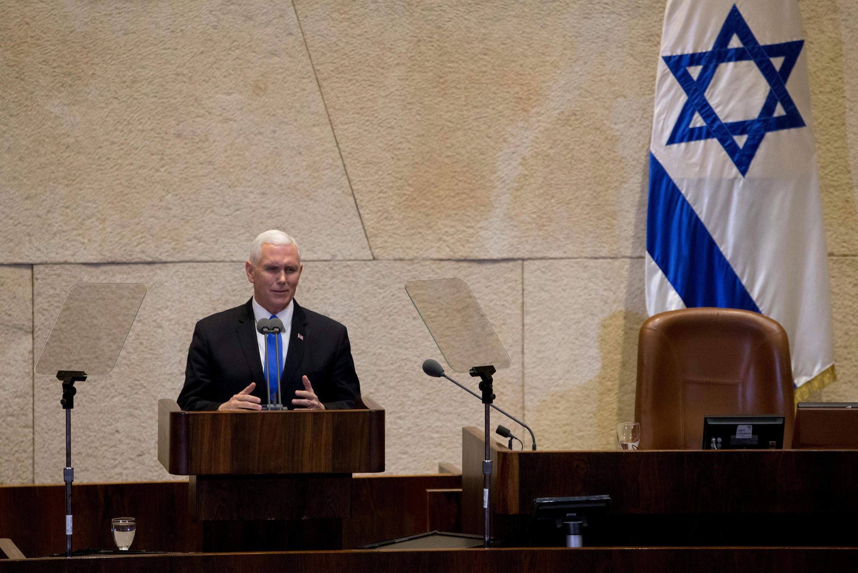 Mike Pence, vice-presidente dos Estados Unidos