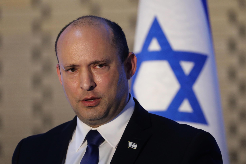 Le Premier ministre israéelien Naftali Bennett, le 20 juin 2021 à Jérusalem.
