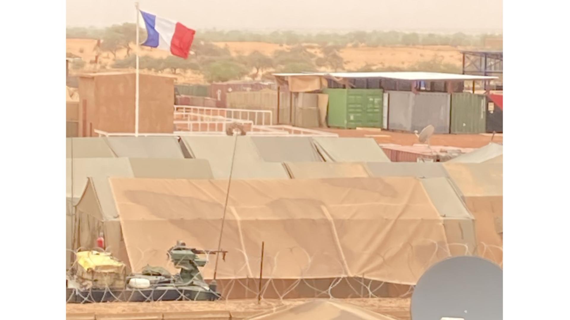 Base Gossi Barkhane Mali