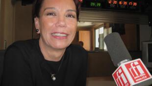 Paloma Carcedo en RFI.