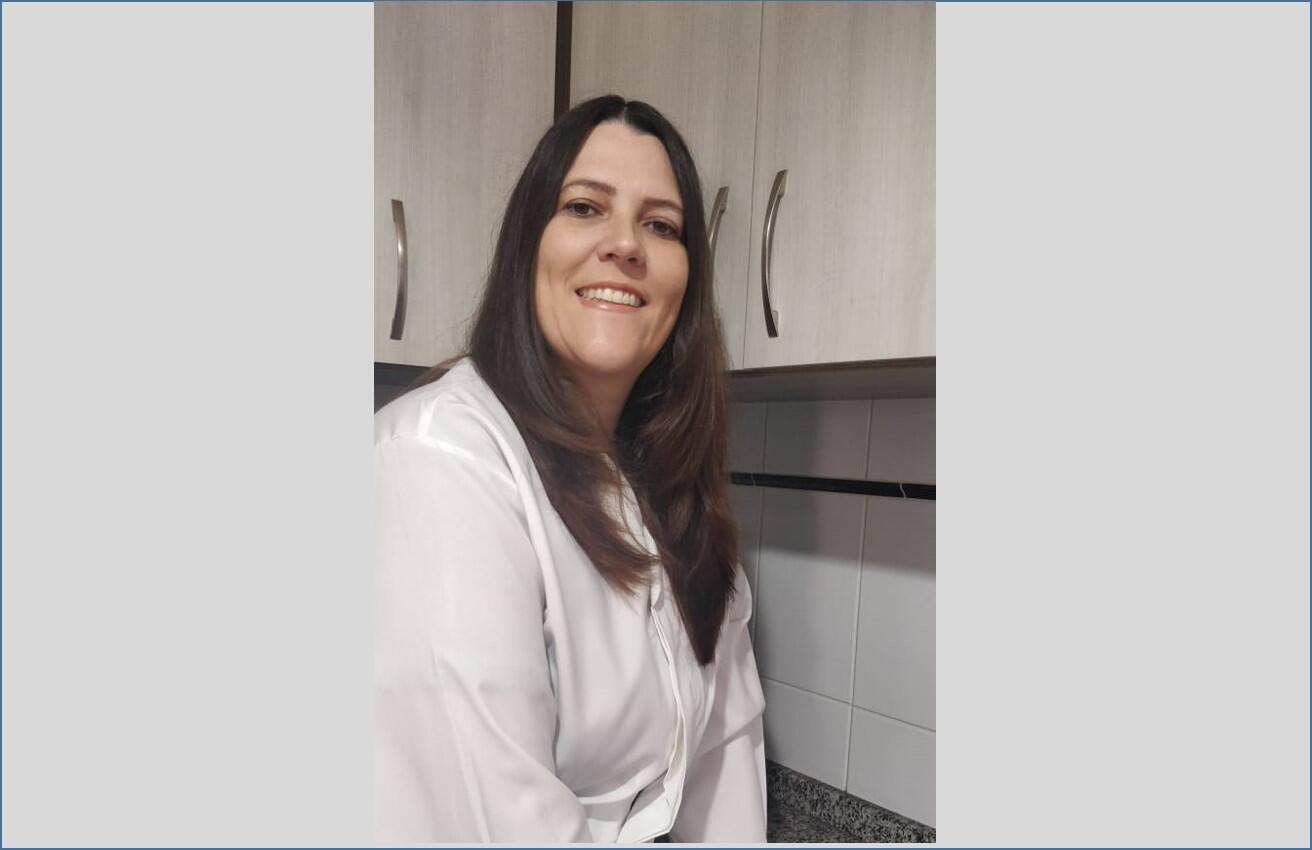 A pesquisadora Fernanda Checchinato, fundadora da startup Aya Tech, desenvolveu um sabonete que protege contra o coronavírus por 6 horas.