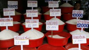 Một cảnh ở chợ  Bà Chiểu, Thành phố  Hồ Chí  Minh