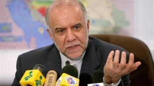 بیژن نامدار زنگنه- وزیر پیشنهادی از طرف حسن روحانی، برای وزارت نفت