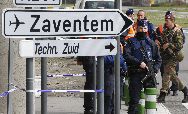 A reabertura parcial do aeroporto de Zaventem estava prevista para esta sexta-feira (1°), mas não ocorreu.