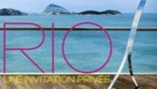 Capa do livro lançado pela editora Flammarion sobre as belas residências do estado do Rio de Janeiro.