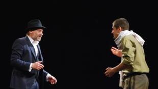 «Nathan le sage», dans une mise en scène de Dominique Lurcel.
