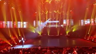 El Mundial del circo del mañana tiene lugar todos los años en el circo Phénix de París.