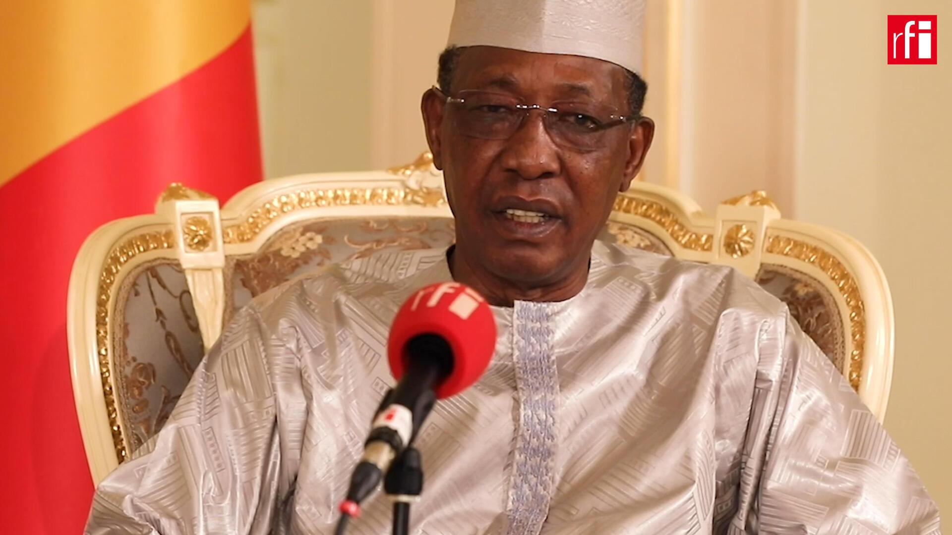 Idriss Déby Itno, rais wa Chad