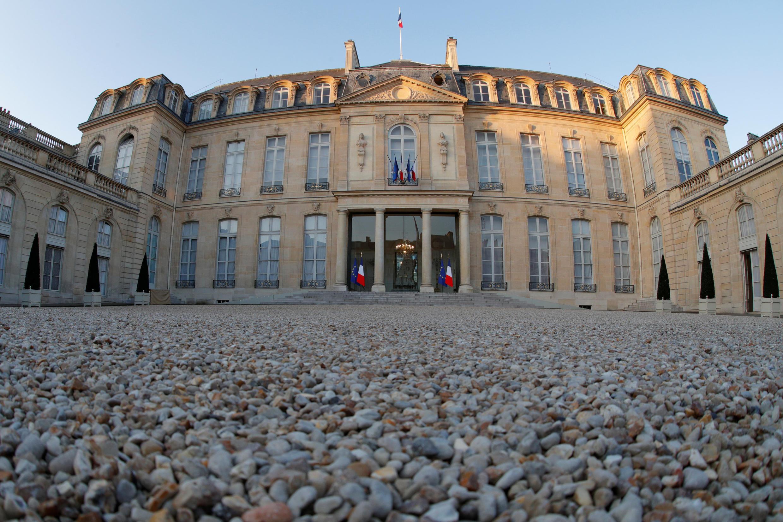 کاخ الیزه در پاریس، مقر ریاست جمهوری فرانسه