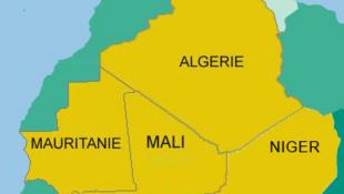 Mapa do Sahel