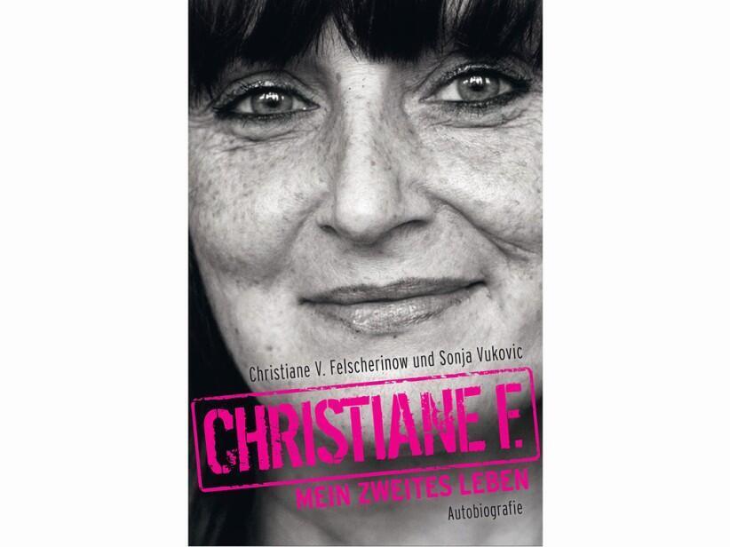 """Reprodução de capa do livro """"Chrstiane F., minha segunda vida"""" que será lançado na Feira de Frankfurt."""