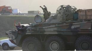 Situação explosiva entre o Azerbaijão e a Arménia na região separatista de Nagorno Karabakh