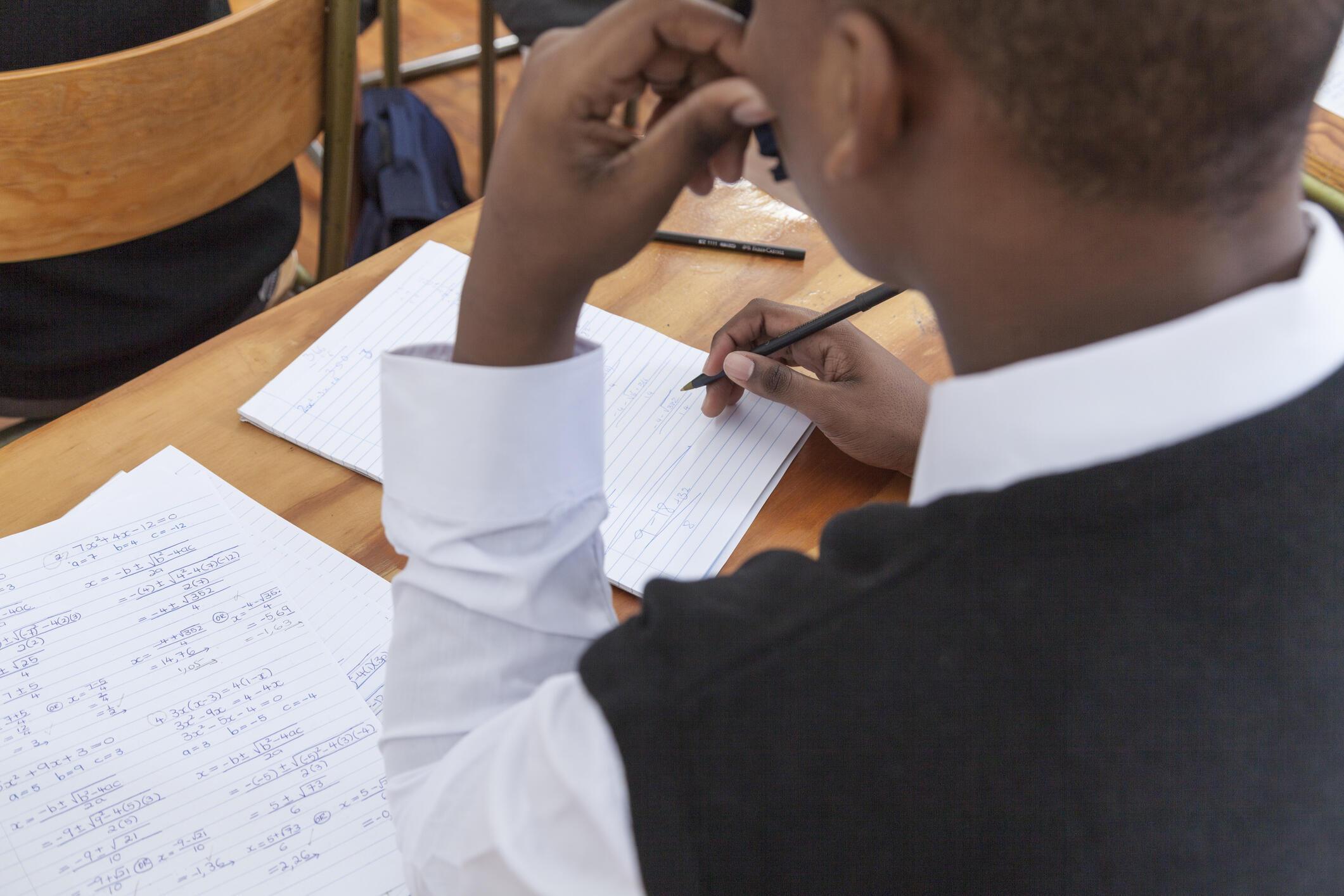 etudiant lycéen examen bac senegal dakar