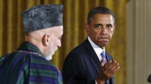 Le président Barack Obama a annoncé un passage de relais aux Afghans dès le printemps prochain.