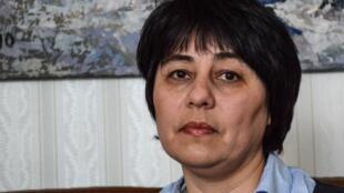 Глава ассоциации «Права человека в Центральной Азии» Надежда Атаева