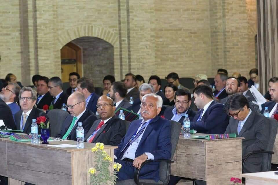 هشتمین دور گفتگوهای امنیتی هرات جمعه ۱۸ اکتبر در ولایت هرات در غرب افغانستان شروع و روز شنبه ۱۹ اکتبر پایان یافت.