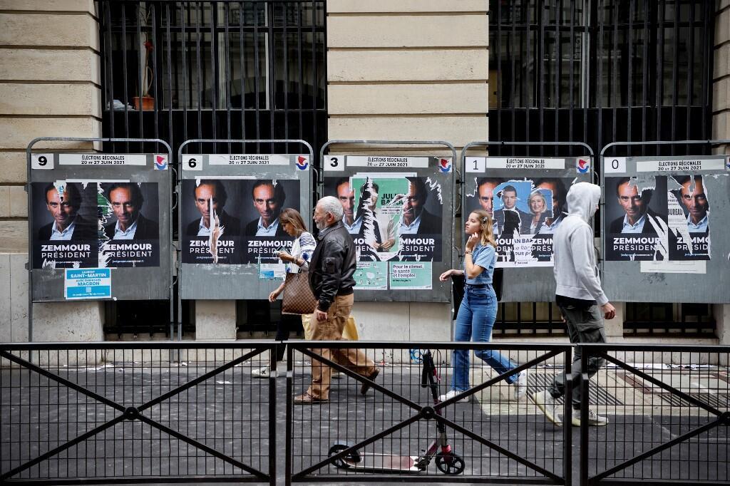 近期澤穆爾不再掩飾說有可能宣布成為法國總統候選人