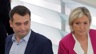 Florian Philippot, ex-colaborador de Marine Le Pen, funda movimento e deixa a Frente Nacional